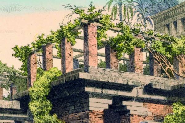Die Hangenden Garten Von Babylon 2020