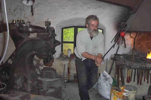 Alte hammerschmiede