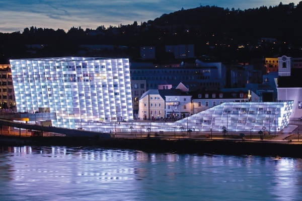 "Ars Electronica Center zu ""Ars Electronica Center (Museum)"", AT-4040 Linz"