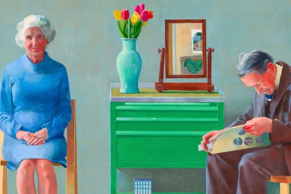 "zu ""David Hockney (2020)"", DE-20457 Hamburg"